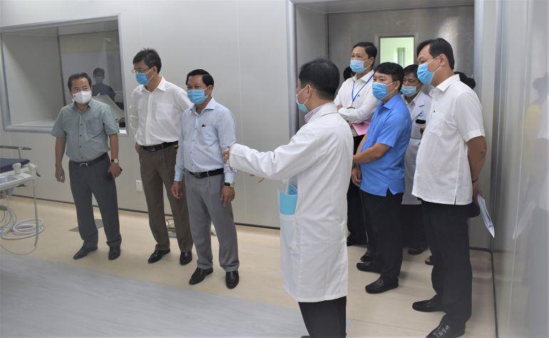 Kiên Giang đưa vào hoạt động bệnh viện quy mô 1.200 giường