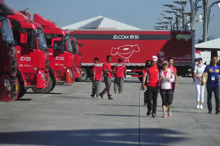 JD Logistics huy động 3,4 tỷ đô la trong đợt IPO, câu trả lời cho tham vọng hậu cần của Amazon tại Trung Quốc