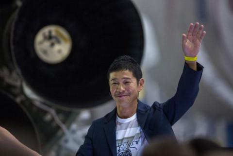 Tỷ phú Nhật Bản Yusaku Maezawa sẽ ghé thăm Trạm Vũ trụ Quốc tế vào tháng 12/2021