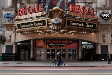Đại dịch đã làm thay đổi ngành phim chiếu rạp của Mỹ như thế nào?