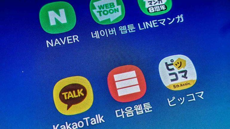 Cuộc chiến trong lĩnh vực truyện tranh mạng ở Hàn Quốc