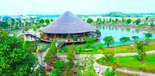 Phúc Khang xây dựng khu đô thị xanh đầu tiên tại Long An