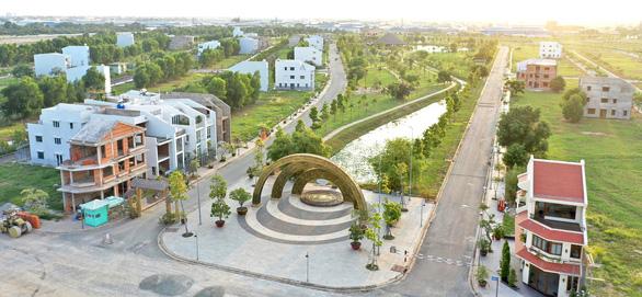 Các mẫu nhà tại Làng Sen Việt Nam đều được xây dựng theo tiêu chuẩn công trình xanh LOTUS