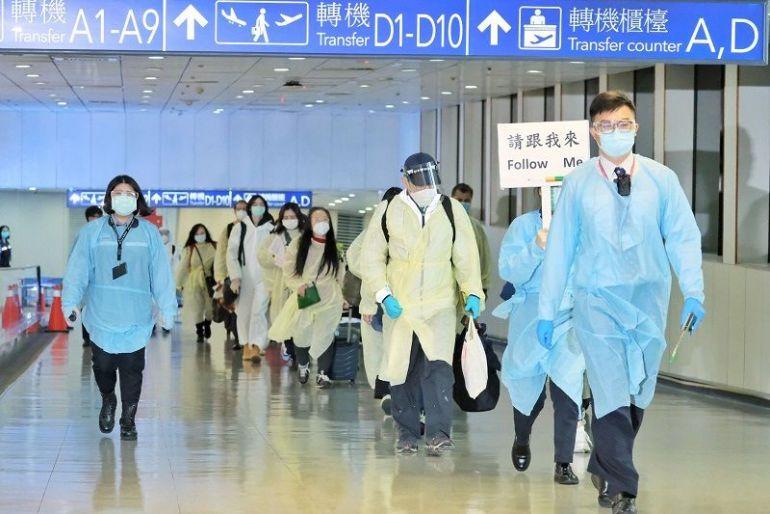 Đài Loan tạm dừng nhập cảnh lao động nước ngoài từ ngày 19/5 do lo ngại tình hình dịch Covid-19