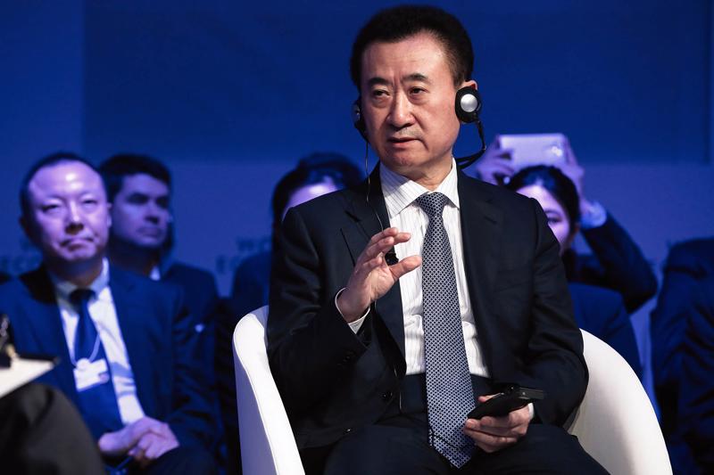 Hiện ông Vương Kiện Lâm thậm chí không lọt vào top 30 người giàu nhất Trung Quốc. Nguồn ảnh: Internet