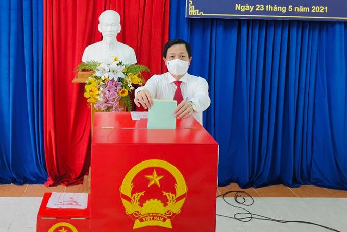 Khánh Hòa: Tỷ lệ cử tri đi bầu cử đạt 99,51%