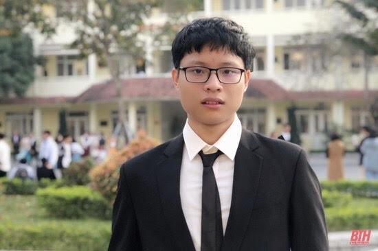 Thanh Hóa: Một học sinh Trường THPT Chuyên Lam Sơn giành huy chương Đồng Olympic Vật lý châu Á - Thái Bình Dương