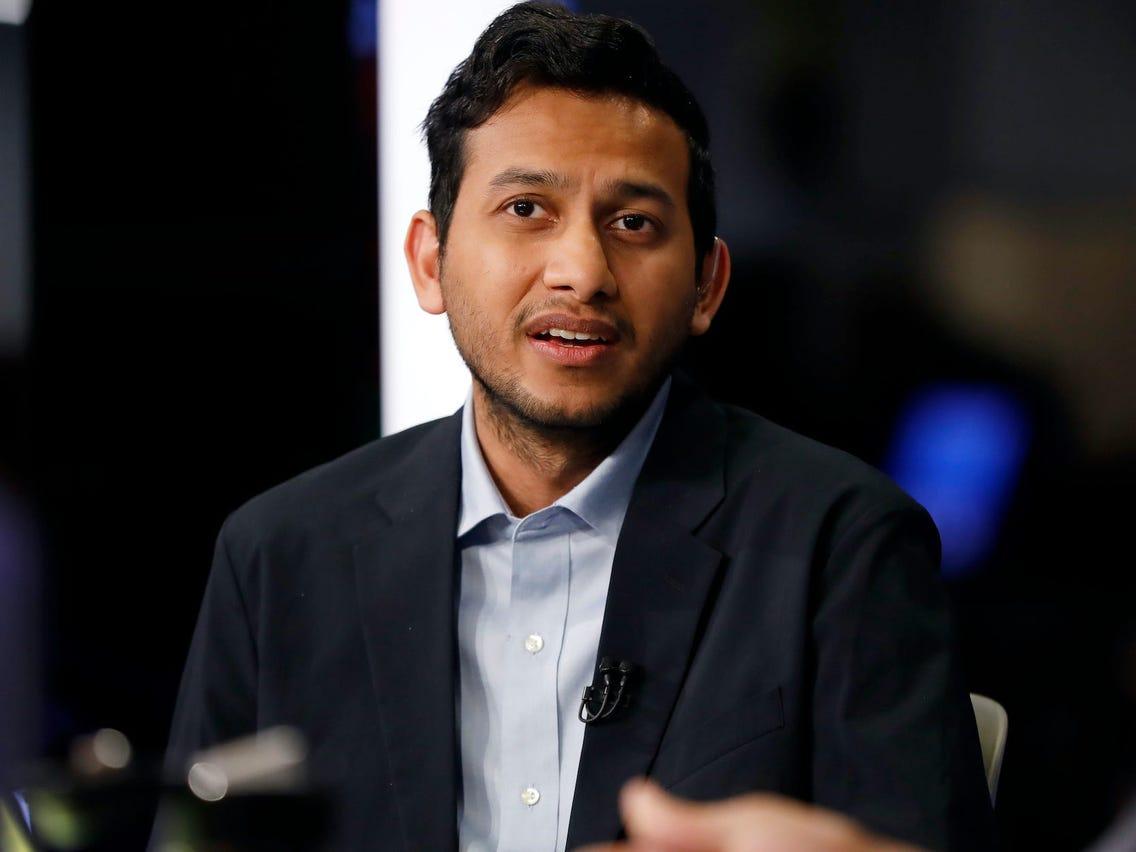 Ritesh Agarwal, người sáng lập và giám đốc điều hành của Oyo Hotels and Homes