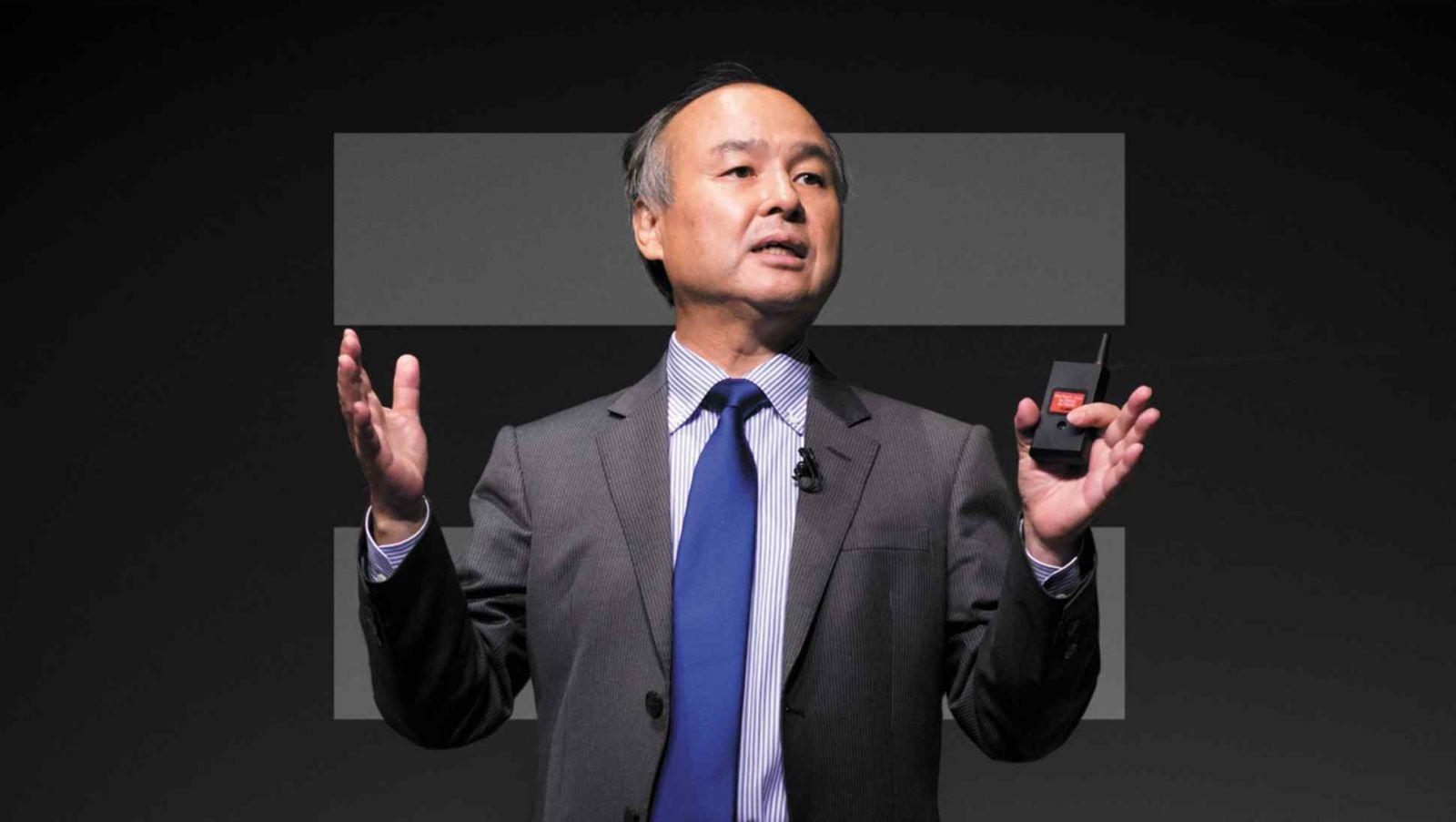"""Masayoshi Son nói với Nikkei vào tháng 5: """"Đã có nhiều thất bại trong việc đầu tư, chẳng hạn như WeWork, Greensill và Katerra."""
