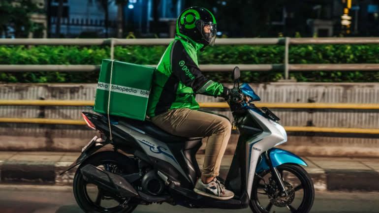 SoftBank đã đồng đầu tư 100 triệu USD vào Tokopedia vào năm 2014. Công ty gần đây đã thông báo về việc sáp nhập với Gojek kỳ lân của Indonesia và dự kiến sẽ ra mắt công chúng trong năm nay. (Ảnh: GoTo Group)