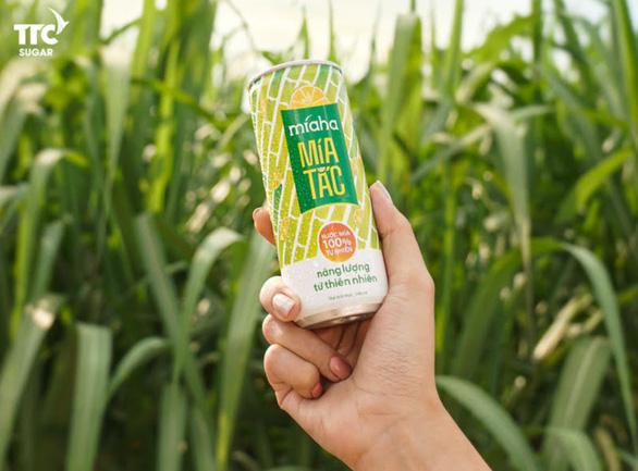 Sản phẩm nước uống giải khát mới từ tập đoàn TTC