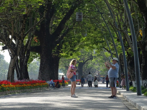 Khách du lịch đến Hà Nội trong 5 tháng đầu năm giảm mạnh
