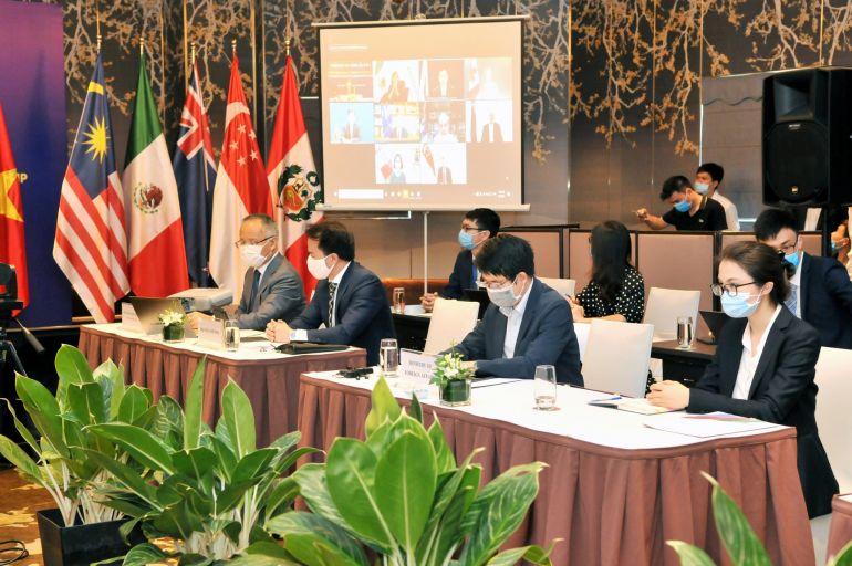 Phiên họp Hội đồng Hiệp định CPTPP lần thứ 4: Xem xét yêu cầu gia nhập chính thức Hiệp định CPTPP của Vương quốc Anh
