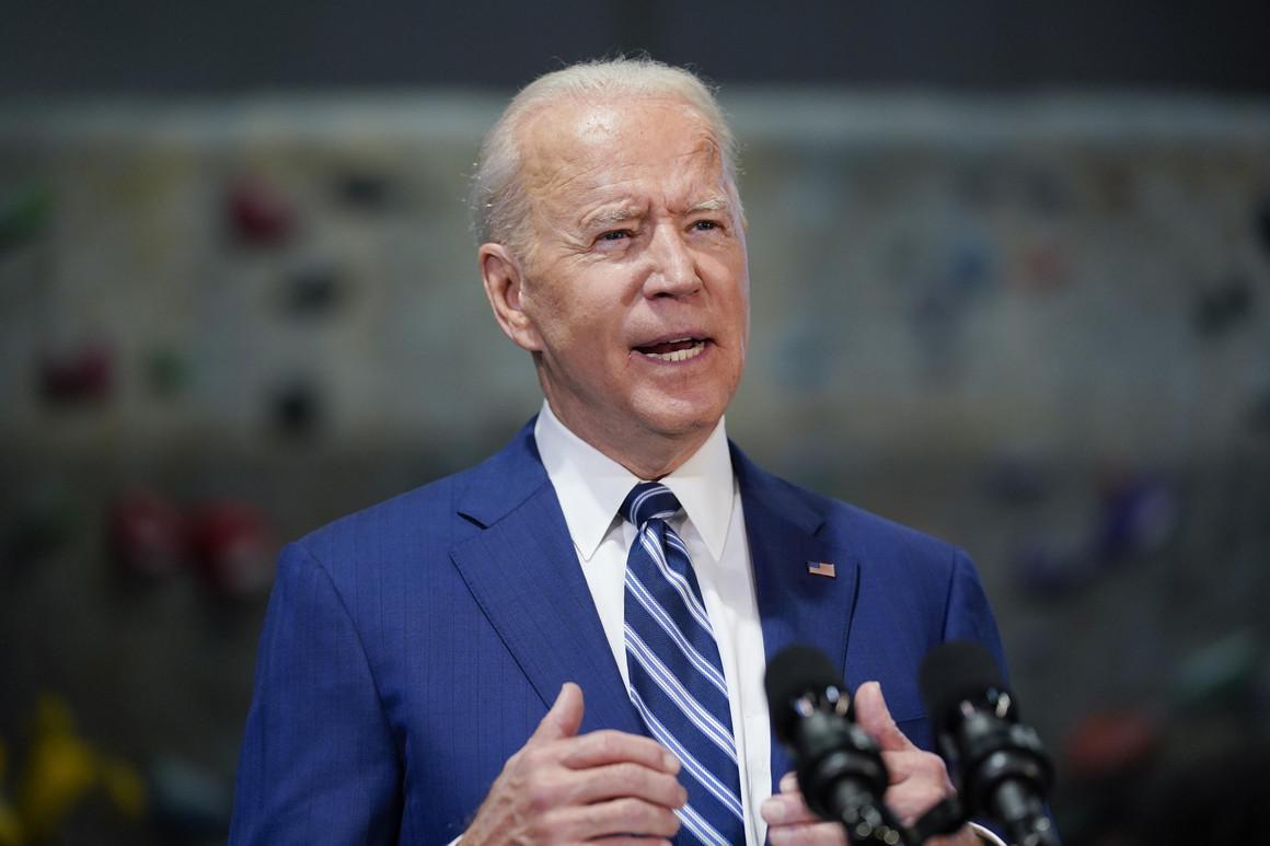 Tổng thống Mỹ - Joe Biden.