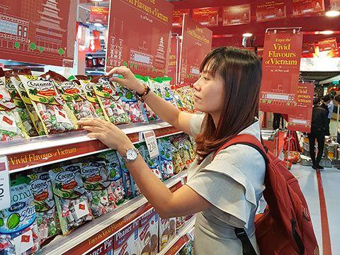 Thúc đẩy xuất khẩu hàng Việt sang thị trường Thái Lan