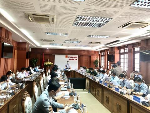Lãnh đạo Quảng Nam chỉ đạo ngành du lịch phát triển du lịch phải thật an toàn và bền vững
