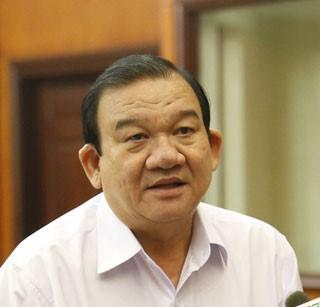 Ông Lê Minh Tấn - Giám đốc Sở LĐ - TB - XH TP HCM