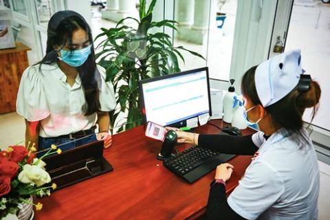 Phản hồi tích cực từ người dân khi sử dụng hình ảnh thẻ BHYT trên ứng dụng VssID để đi khám chữa bệnh