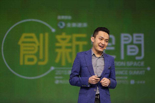 Justin Sun được mệnh danh là tiểu Jack Ma của tiền điện tử Trung Quốc. Nguồn ảnh: Internet