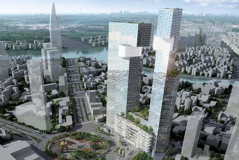 Một dự án ở quận 1, TP.HCM đang chào bán với giá khoảng 500 triệu đồng/m2