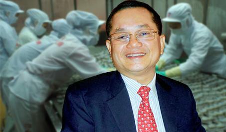 Chủ tịch Tập đoàn Minh Phú Lê Văn Quang