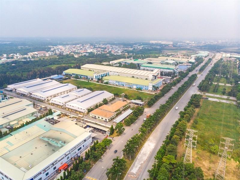 Giá bất động sản công nghiệp tiếp tục tăng cao