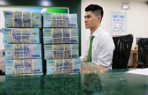 Các khoản thu thuế từ chứng khoán tăng 320%