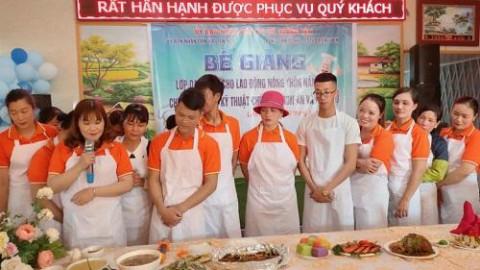 Quảng Yên (Quảng Ninh): Đào tạo nghề cho lao động nông thôn hướng hiện đại