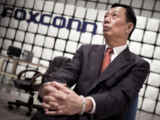 Chủ tịch Foxconn Technology Group Terry Gou. Nguồn ảnh: Internet