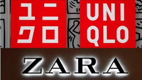 Uniqlo tụt lại rất xa sau Zara trong bối cảnh tiêm chủng ở châu Á bị chậm lại so với các nước phương Tây