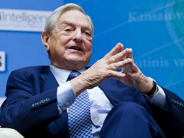 Vượt qua bao thăng trầm, giông bão, George Soros đã trở thành ông chủ của quỹ Soros Quantum Fund. Ảnh: AP