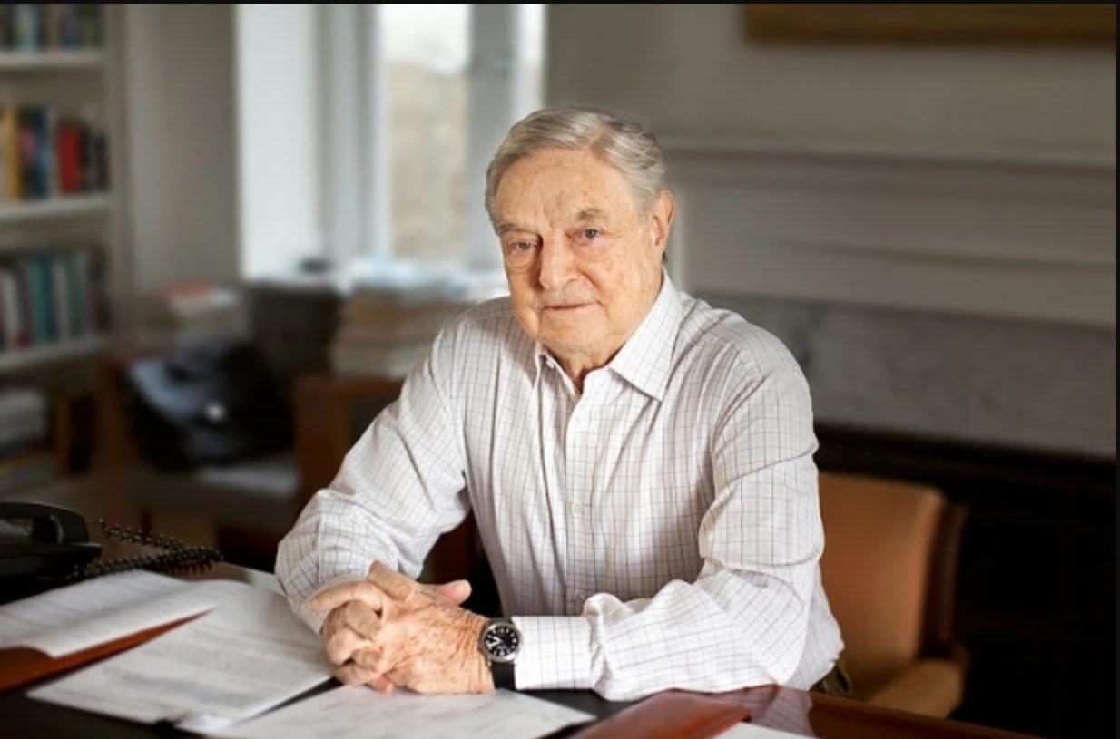 Tỷ phú đầu tư George Soros. Nguồn ảnh: Internet