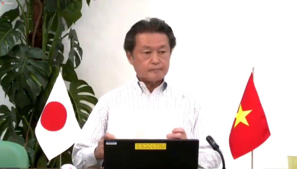 Ông Akutsu Michio, chuyên gia tư vấn Hiệp hội Các nhà tư vấn kinh doanh quốc tế Nhật Bản đã chỉ ra những thách thức và cơ hội phát triển cho doanh nghiệp CNHT của Việt Nam