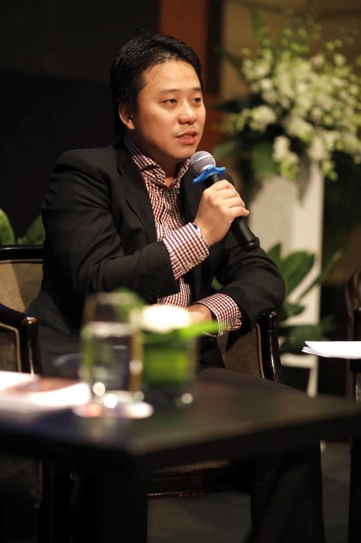 Ông Bùi Huy Hoàng, Phó Giám đốc Trung tâm Tin học và Công nghệ số, Cục Thương mại điện tử và Kinh tế số