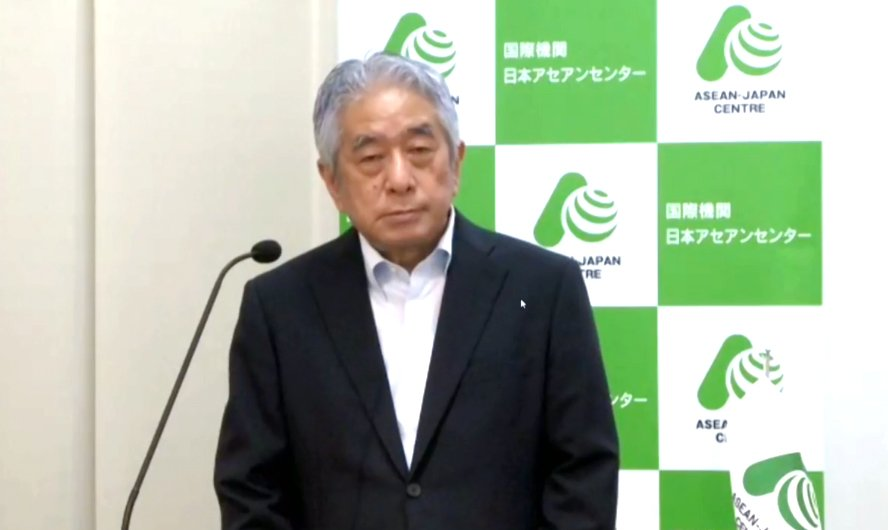 Ông Masataka Fujita – Tổng thư ký Trung tâm ASEAN – Nhật Bản (AJC) đánh giá cao những nỗ lực kiểm soát dịch Covid-19 và hỗ trợ doanh nghiệp phát triển kinh doanh của các cơ quan hữu quan Việt Nam.
