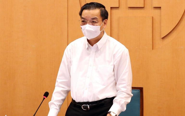 Chủ tịch Hà Nội: Chuẩn bị lộ trình có thể nới lỏng một số hoạt động