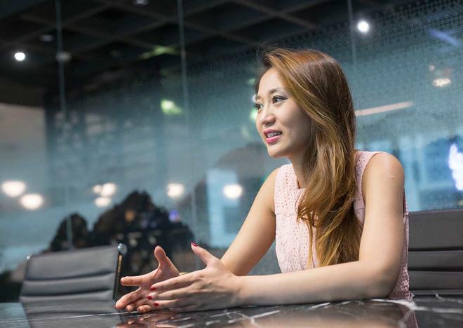 nna Vanessa Haotanto là CEO của The New Savvy và Giám đốc quỹ đầu tư mạo hiểm Tera Capital. Nguồn ảnh: Internet