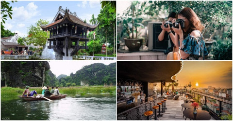 Ngành Du lịch Hà Nội chủ động các giải pháp phục hồi du lịch trước đại dịch Covid-19