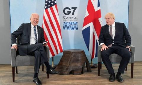 G7 sẽ cung cấp 1 tỷ liều vaccine Covid-19 cho thế giới.