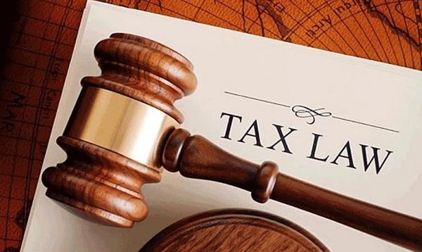 Pháp luật thuế (tiếng Anh: Tax law) là tổng hợp các qui phạm pháp luật do Nhà nước ban hành nhằm điều chỉnh các quan hệ xã hội phát sinh trong quá trình thu nộp thuế và được nhà nước bảo đảm thực hiện
