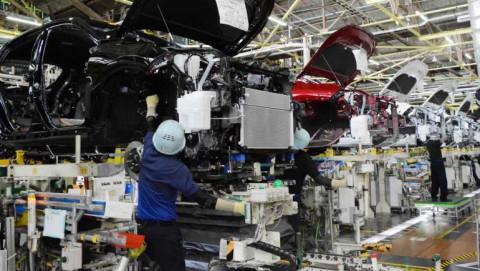 Toyota đẩy nhanh mục tiêu trung hòa carbon cho các nhà máy đến năm 2035