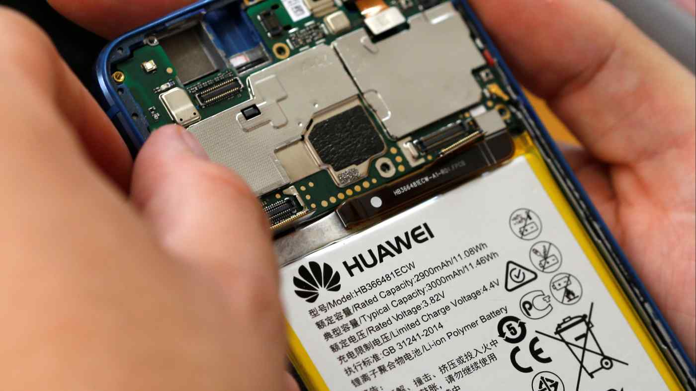 China's Huawei Technologies has opened several cybersecurity centers around the world so that third parties can inspect the company's products. © Reuters