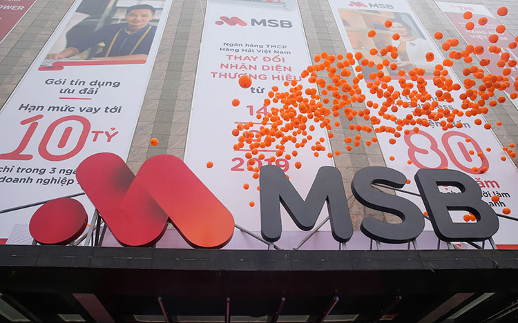 Hàng hải Việt Nam - MSB chào bán nốt cổ phiếu quỹ
