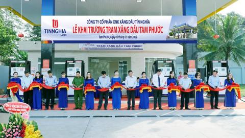 Tổng Công ty Tín Nghĩa dự định thoái vốn tại Donafoods và ưu tiền đầu tư vào KCN Ông Kèo