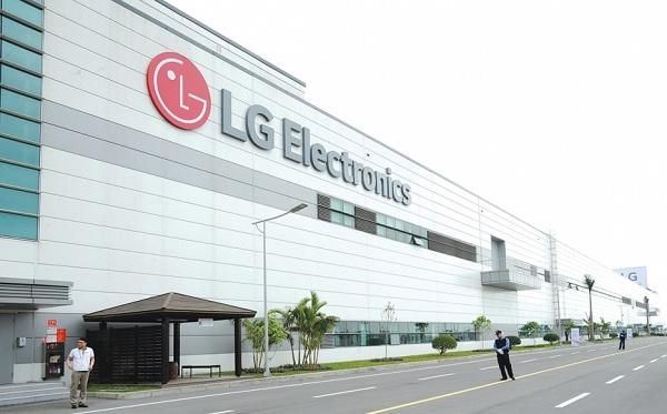 Nhà máy LG Electronics Việt Nam