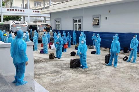 Thanh Hóa: Sẵn sàng phương án đón lao động từ Bắc Giang trở về