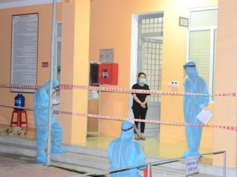Nghệ An họp khẩn lúc nửa đêm, phong toả một phần phường Hà huy Tập của TP. Vinh vì có ca nhiễm Covid-19
