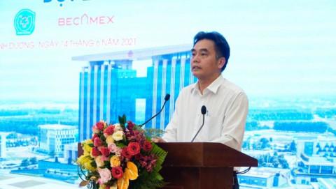 Becamex IDC tiếp tục ủng hộ 40 tỷ đồng vào công tác phòng chống dịch Covid-19