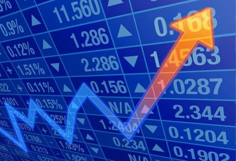 VN-Index dần tiến về đỉnh cũ khi tăng gần 12 điểm