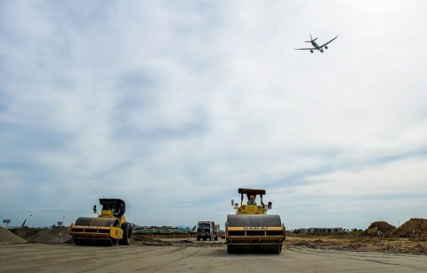 Bác bỏ đề xuất xây sân bay của 11 địa phương